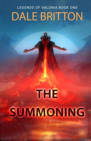 Cover for The Summoning