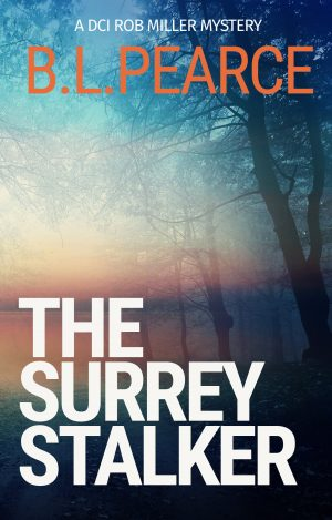 Cover for The Surrey Stalker