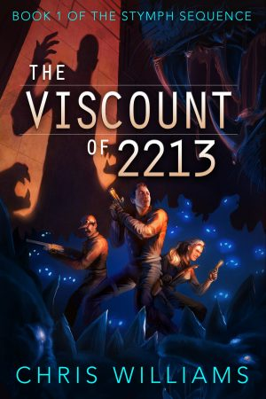 Cover for The Viscount of 2213