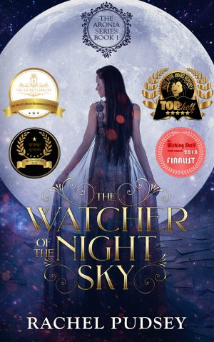 Cover for The Watcher of the Night Sky