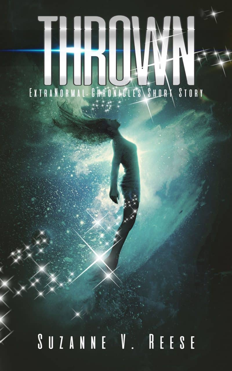Cover for Thrown (A short story in the ExtraNormal Chronicles)