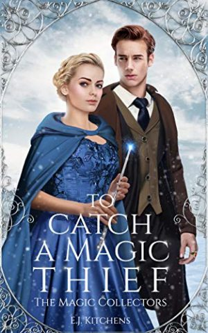 Cover for To Catch a Magic Thief