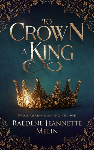 Cover for To Crown a King