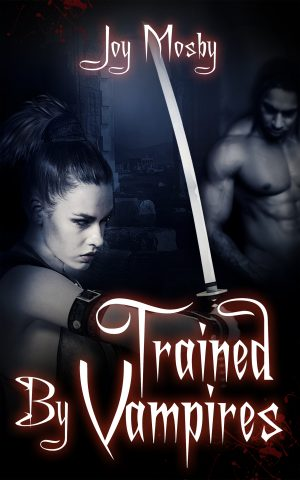 Cover for Trained by Vampires