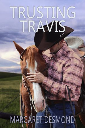 Cover for Trusting Travis