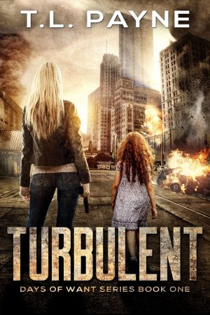 Cover for Turbulent