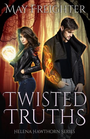 Cover for Twisted Truths