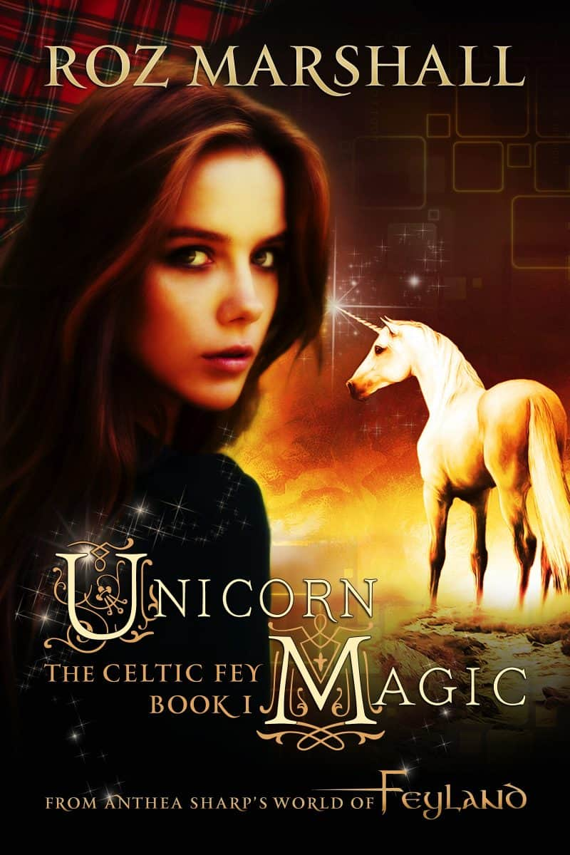Cover for Unicorn Magic