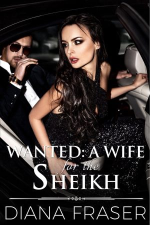 Cover for Wanted: A Wife for the Sheikh