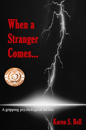 Cover for When a Stranger Comes...