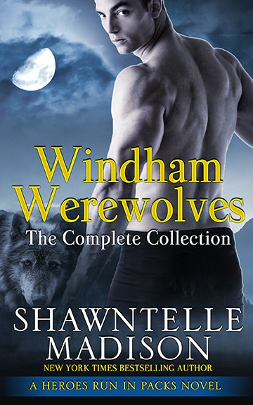Cover for Windham Werewolves: The Complete Collection