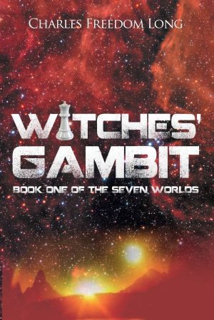 Cover for Witches' Gambit