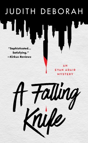 Cover for A Falling Knife