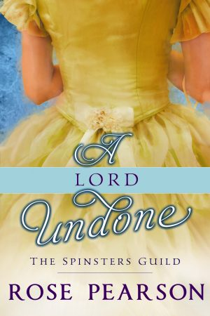 Cover for A Lord Undone