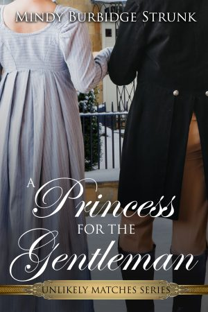 Cover for A Princess for the Gentleman