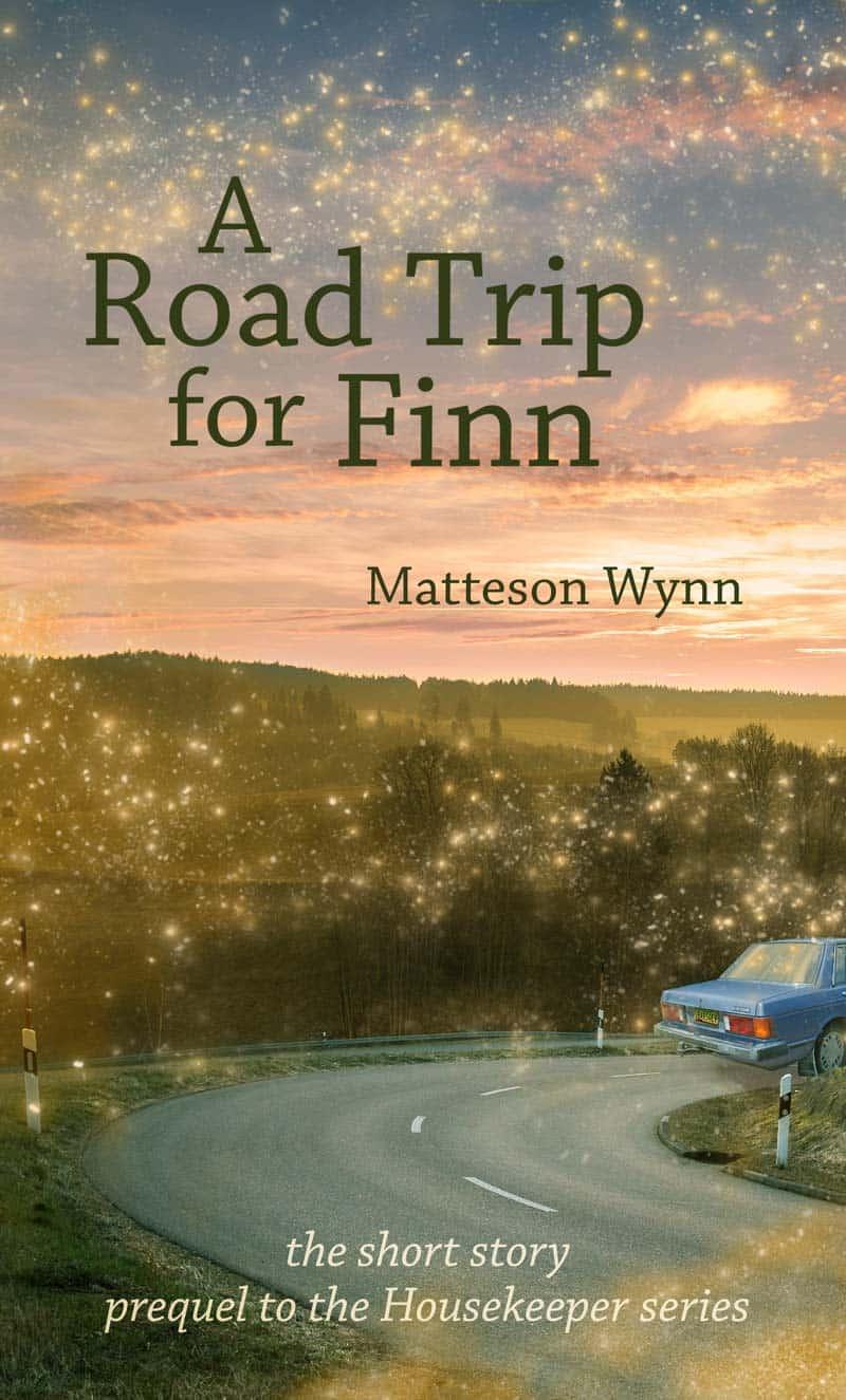 Cover for A Road Trip for Finn: An Urban Fantasy Short Story