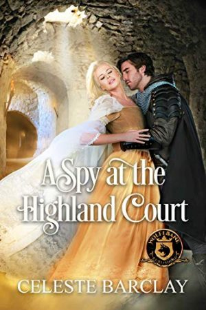 Cover for A Spy at the Highland Court