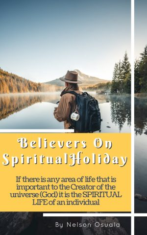 Cover for Believer on Spiritual Holiday