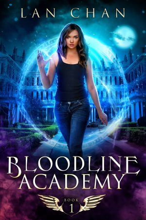 Cover for Bloodline Academy