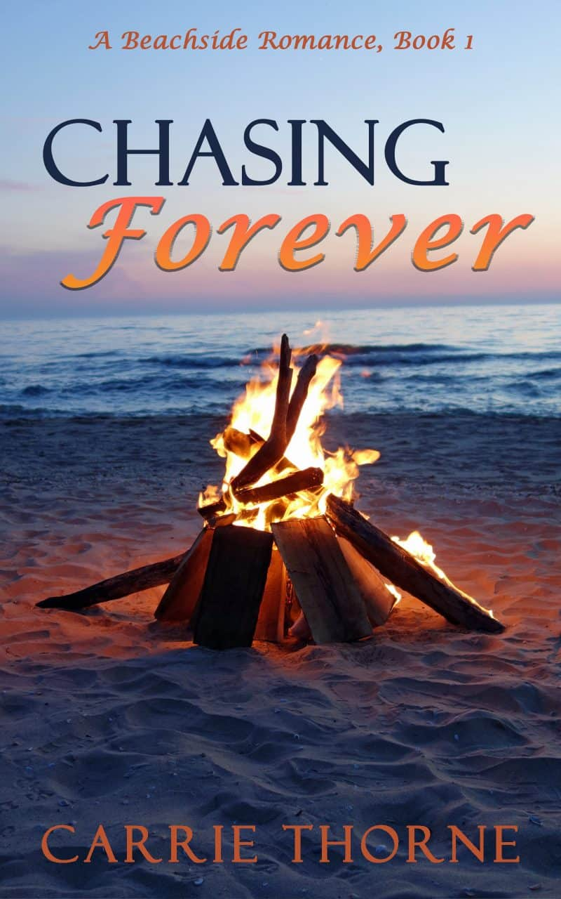 Cover for Chasing Forever: A Beachside Romance, Book 1