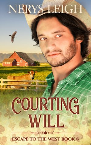Cover for Courting Will