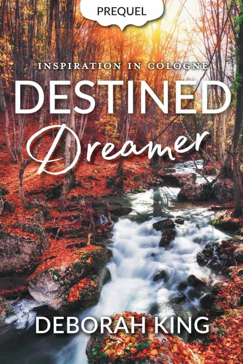 Cover for Destined Dreamer