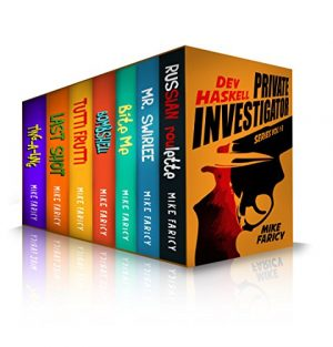 Cover for Dev Haskell Mysteries Vol 1-7