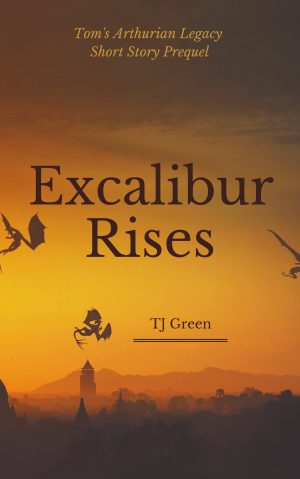 Cover for Excalibur Rises