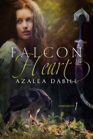 Cover for Falcon Heart