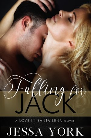 Cover for Falling for Jack