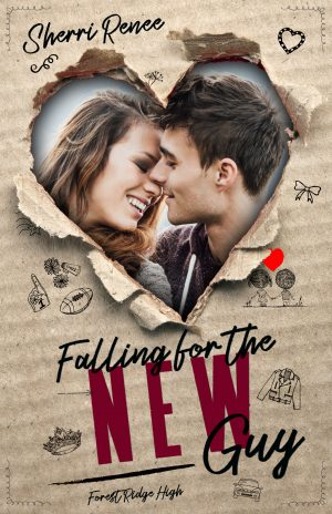 Cover for Falling for the New Guy