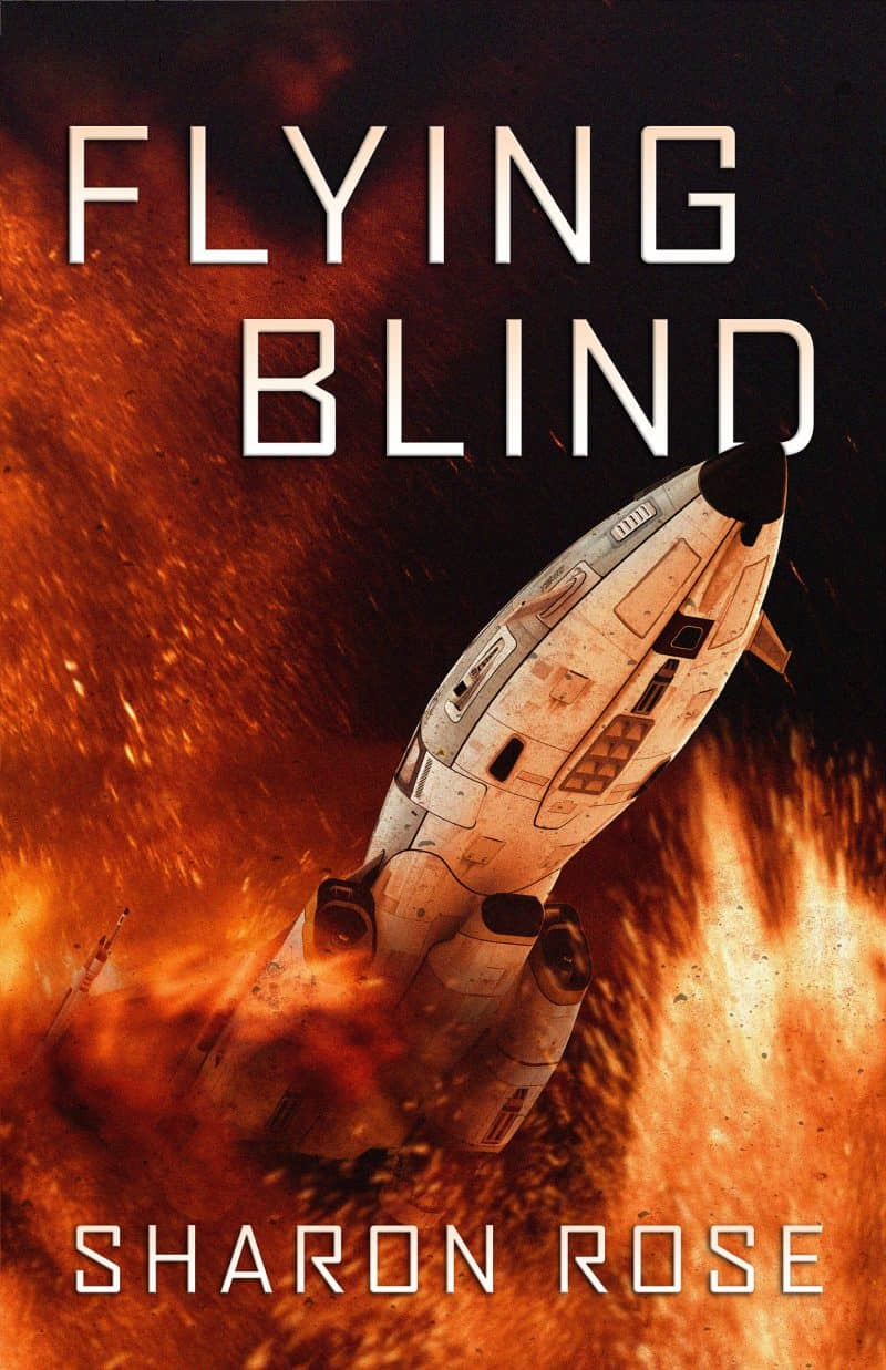 Cover for Flying Blind