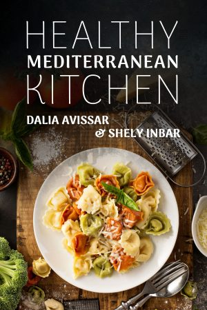 Cover for Healthy Mediterranean Kitchen