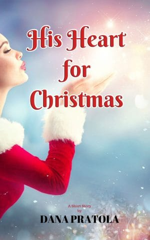 Cover for His Heart for Christmas