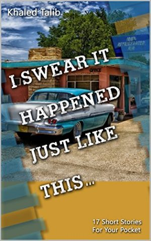 Cover for I Swear It Happened Just like This