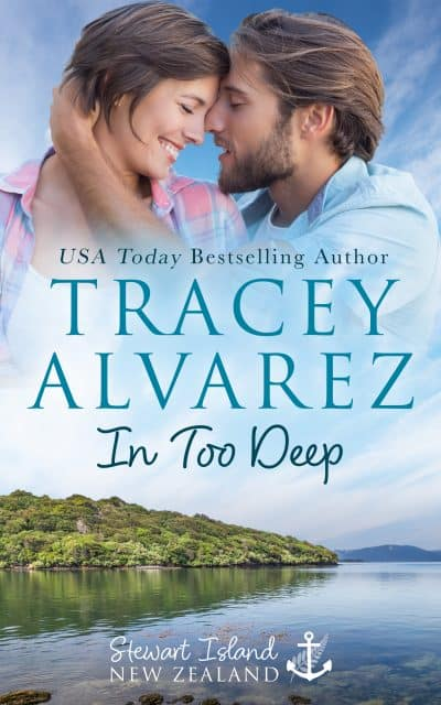 Cover for In Too Deep