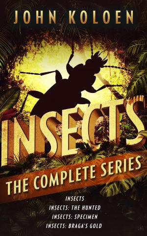 Cover for Insects: The Complete Series