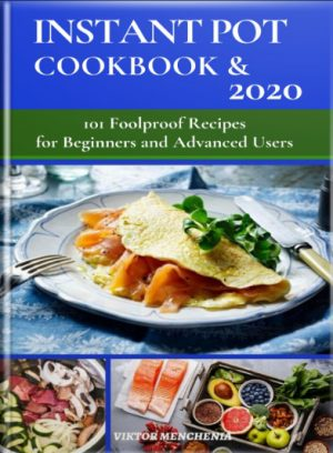Cover for Instant Pot Cookbook & 2020