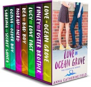 Cover for Love in Ocean Grove