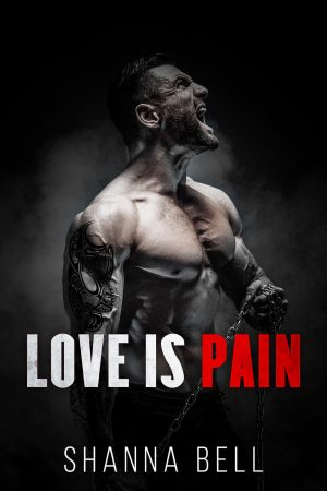 Cover for Love is pain