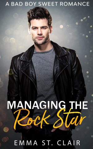 Cover for Managing the Rock Star