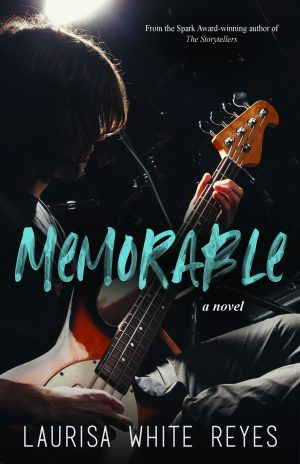 Cover for Memorable