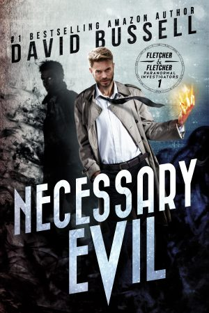 Cover for Necessary Evil