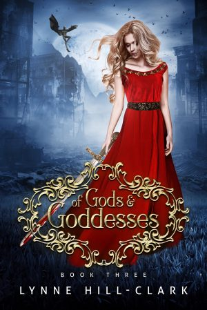 Cover for Of Gods and Goddesses