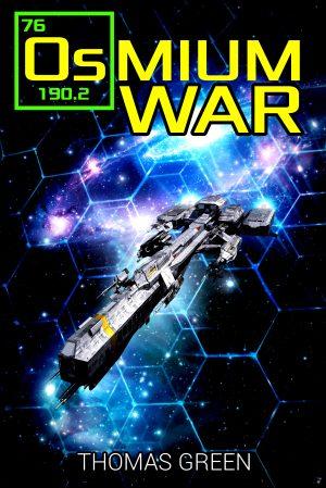 Cover for Osmium War