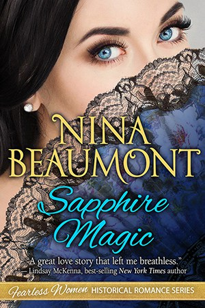 Cover for Sapphire Magic