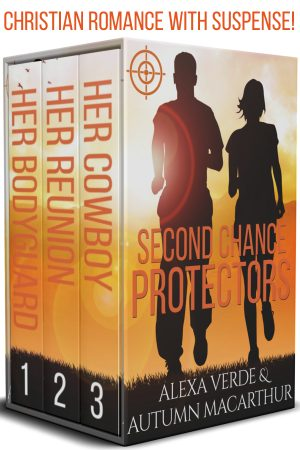 Cover for Second Chance Protectors
