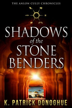 Cover for Shadows of the Stone Benders