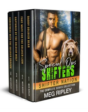Cover for Special Ops Shifters