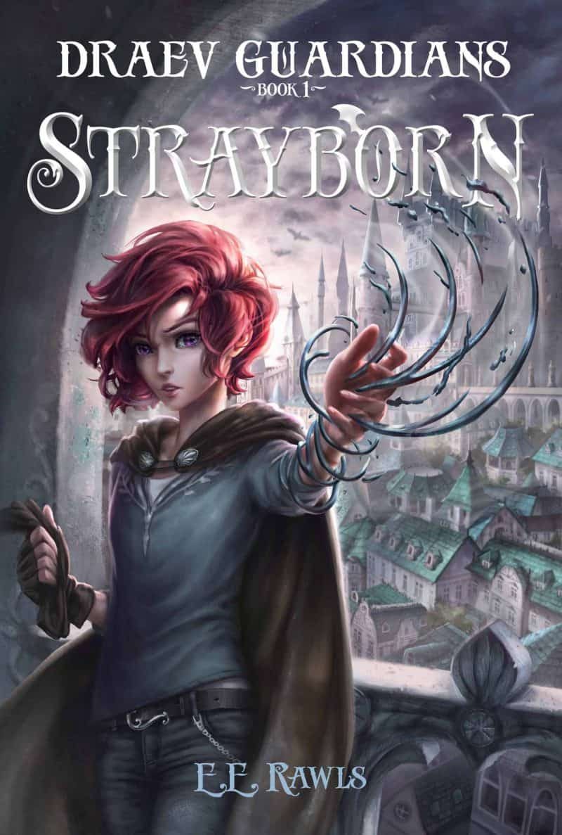 Cover for Strayborn (Draev Guardians)